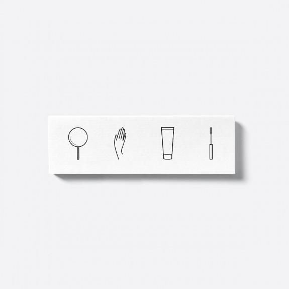 Roswitha Schneider, Icons, Angelika Scalet Skinconcept, Bregenzerwald, Kosmetik, Design, Black + White